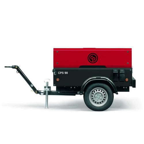 CPS 90 Chicago Pneumatic винтовой дизельный компрессор