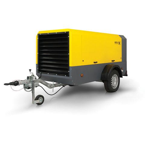 PORTA 10 Comprag винтовой дизельный компрессор