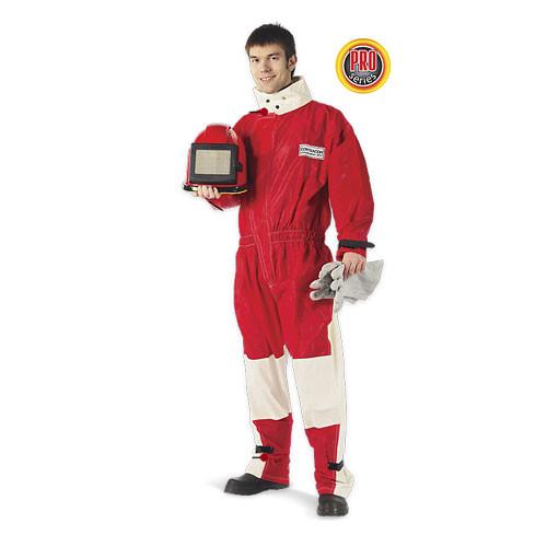 Contracor костюм пескоструйный лёгкий