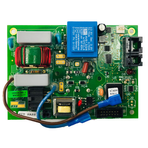 246380 Плата управления окрасочного аппарата GRACO StMax 395/495