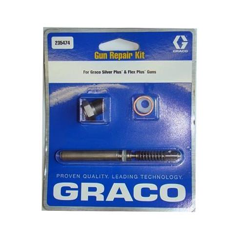 235474 Ремкомплект для пистолетов Silver Graco
