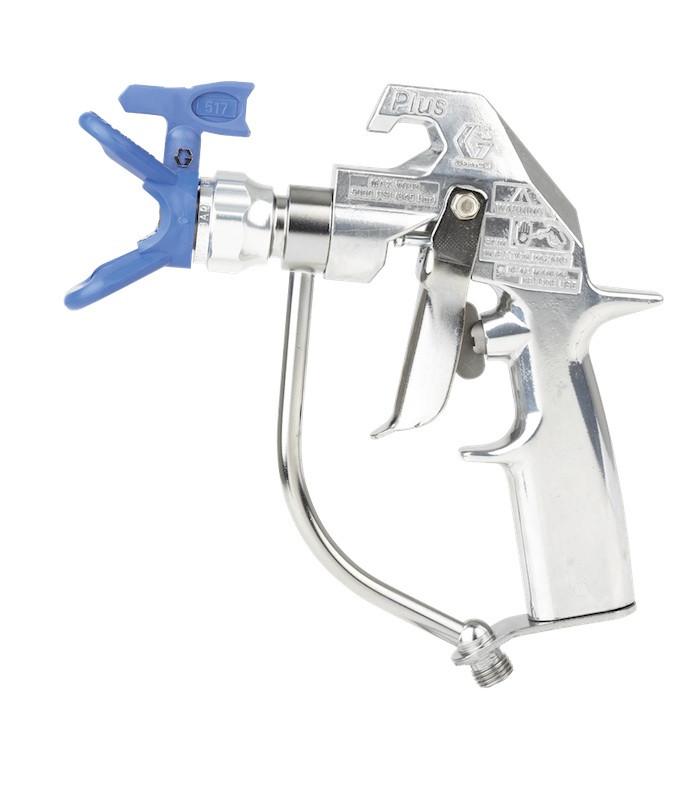 Silver Plus Graco безвоздушный окрасочный пистолет