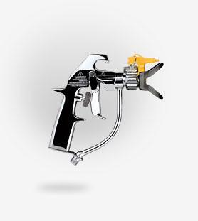 ASG-350 Contracor окрасочный пистолет