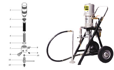 ASP-281 Contracor (фильтр ЛКМ)