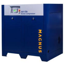 Компрессоры MAGNUS серий АA1-А, АA1-АT с прямым приводом, винтовым блоком HANBELL AB и двигателем IP55